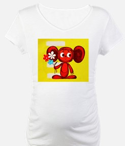 Cheburashka Soviet Animation Soy Shirt
