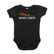 Bangladesh Cricket Baby Bodysuit