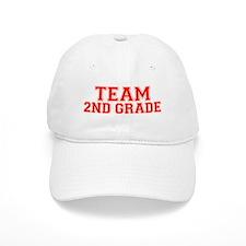 Team 2nd Grade Baseball Cap