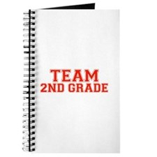 Team 2nd Grade Journal