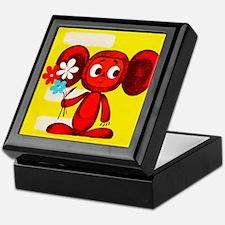 Cheburashka Soviet Animation Soyuzmul Keepsake Box