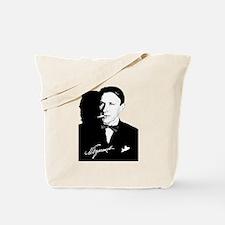 Mikhail Bulgakov The Master Russian Write Tote Bag