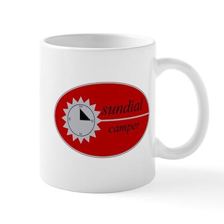 Sundial Logo Mug