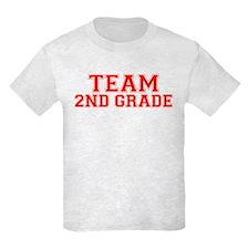 Team 2nd Grade T-Shirt