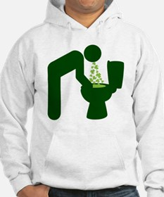 St. Patrick's Day Aftermath Hoodie