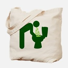 St. Patrick's Day Aftermath Tote Bag