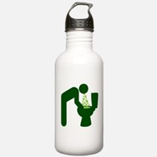 St. Patrick's Day Afte Water Bottle