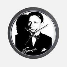 Mikhail Bulgakov The Master Russian Wri Wall Clock