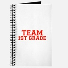 Team 1st Grade Journal