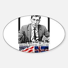 Robert Bobby Fischer American Chess grandm Bumper Stickers