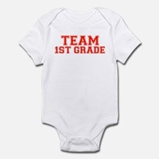 Team 1st Grade Infant Bodysuit