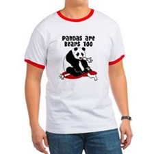 Pandas are Bears Too Funny T