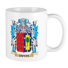 Zapata Coat of Arms - Family Crest Mugs