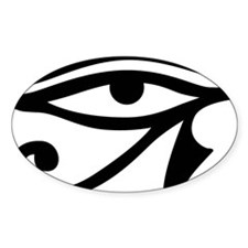 Eye of Horus ancient Egyptian symbol Ra Pr Decal