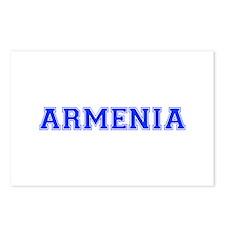Armenia-Var blue 400 Postcards (Package of 8)