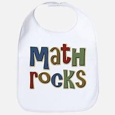 Math Rocks Arithmetic Geek Bib