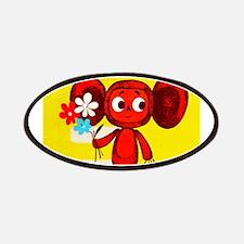 Cheburashka Soviet Animation Soyuzmultfilm F Patch
