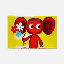 Cheburashka Soviet Animation Soyuzmultfilm Magnets