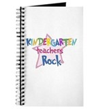 Kindergarten teacher Journals & Spiral Notebooks