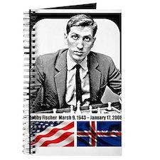 Robert Bobby Fischer American Chess grandm Journal