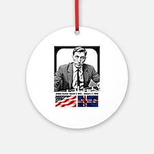 Robert Bobby Fischer American Che Ornament (Round)