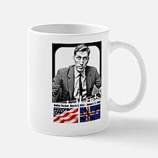 Robert Bobby Fischer American Chess grandmast Mugs