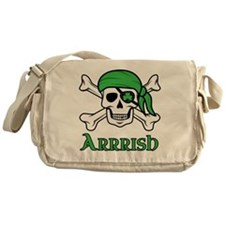 Irish Pirate Messenger Bag