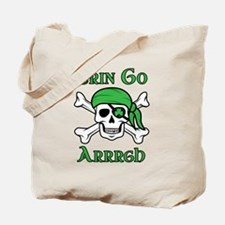 Irish Pirate Tote Bag