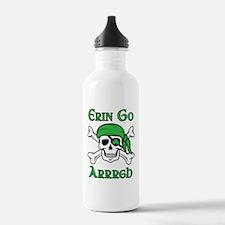 Irish Pirate Water Bottle