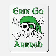 Irish Pirate Mousepad