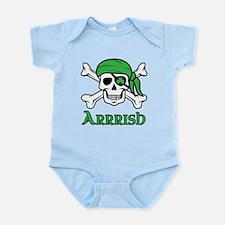 Irish Pirate - Arrrish Body Suit
