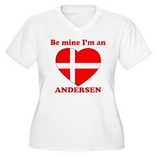 Andersen, Valentine's Day  T-Shirt