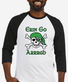 Irish Pirate Baseball Jersey