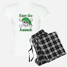 Irish Pirate - Erin Go Arrr Pajamas