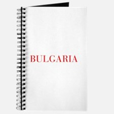 Bulgaria-Bau red 400 Journal