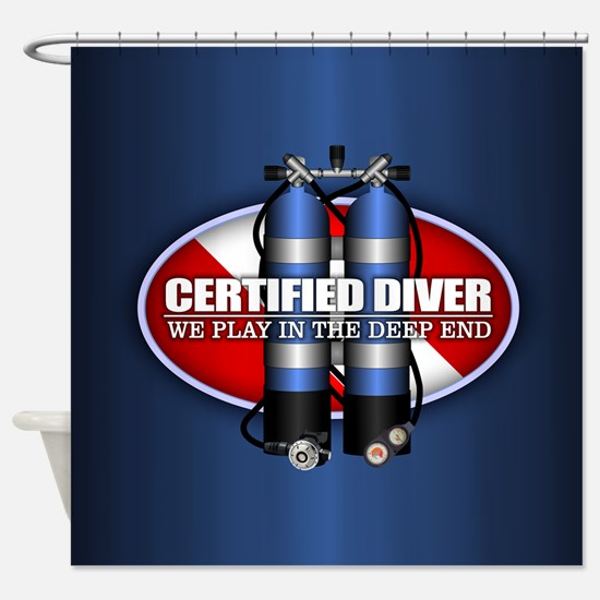 Certified (ST) Shower Curtain