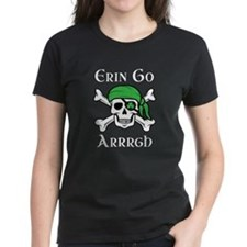 Irish Pirate - Erin Go Arrrgh T-Shirt