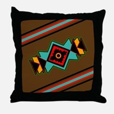 NATIVE DESIGN Throw Pillow