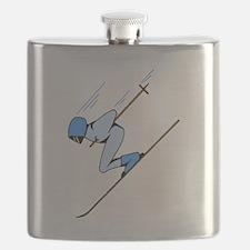 Ski Racer Flask