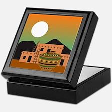 PUEBLO SUNRISE Keepsake Box