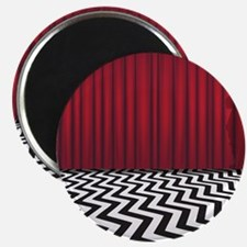 Black Lodge Waiting Room Magnets