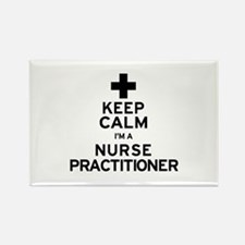 Keep Calm Nurse Practitioner Magnets