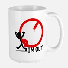 I'm Out. Mugs