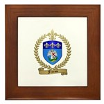 FERRON Family Crest Framed Tile
