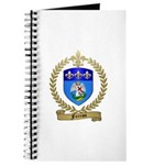 FERRON Family Crest Journal