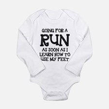 Future Runner Baby Outfits