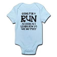 Future Runner Infant Bodysuit