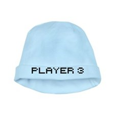 Player 3 baby hat