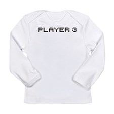 Player 3 Long Sleeve T-Shirt