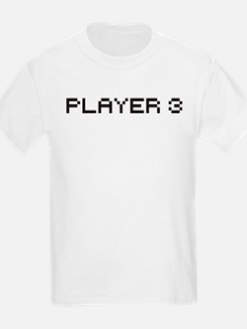 Player 3 T-Shirt